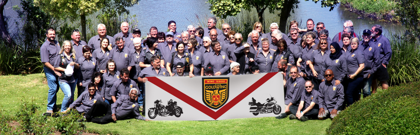 Wing Riders SA – You meet the nicest people on a Gold Wing